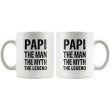 Load image into Gallery viewer, Papi The Man The Myth The Legend