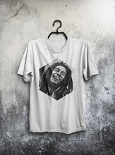 Load image into Gallery viewer, Bob Marley T Shirt Men T-Shirt Reggae Shirt Man - inline-mall
