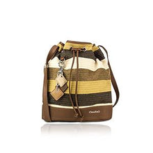Load image into Gallery viewer, LOLA Pull Bag- Mustard
