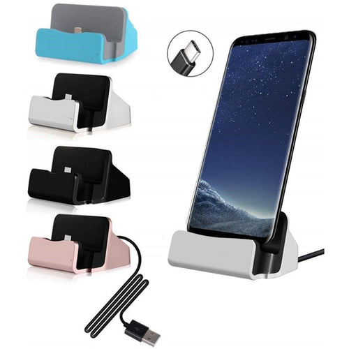 Usb C Dock Station Type C Charging Stand