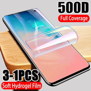 500D Full Cover Hydrogel Film Screen Protector