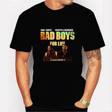 Load image into Gallery viewer, Bad Boys For Life T Shirt Cotton Short Sleeve