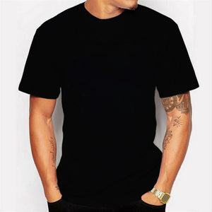 Bad Boys For Life T Shirt Cotton Short Sleeve
