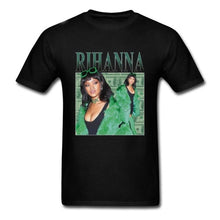Load image into Gallery viewer, Hot New Fashion TShirts Rihanna T-Shirt men 100% cotton