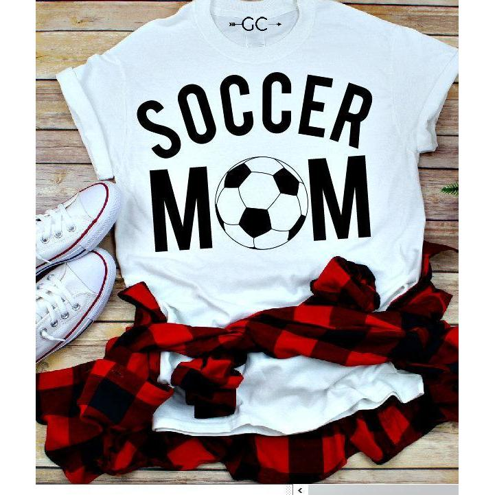 Soccer mom tee - inline-mall