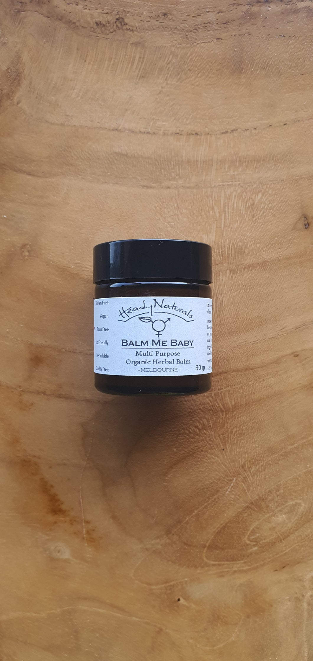 BALM ME BABY | Multi-Purpose Herbal Balm | 30g