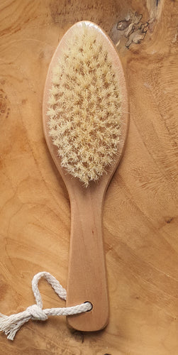 NATURAL FIBRE DRY BRUSH | Bathing - Cleansing Rituel