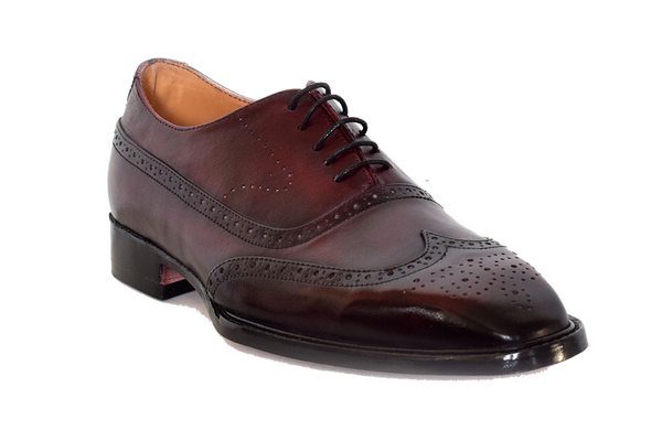 EDO Oxford Brogue Merlot