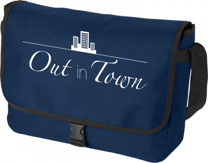 Omaha Messenger Bag