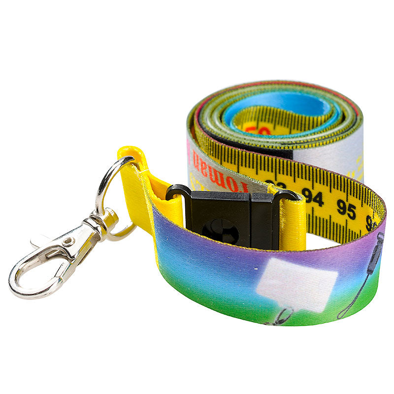 20mm Full Colour Soft Polyester Lanyards (Die Sub)