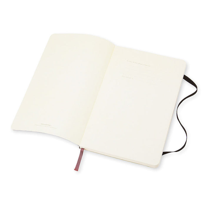 Moleskine Classic Pocket Soft Cover Notebook