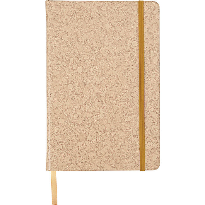 A5 PU Cork Notebook