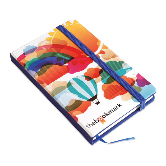 A6 Soft Feel Notebooks Full Colour Edge to Edge