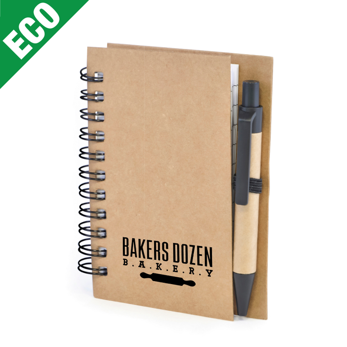 A7 Nash Eco Wiro Notebooks