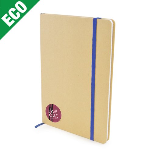 A5 Eco Natural Notebook