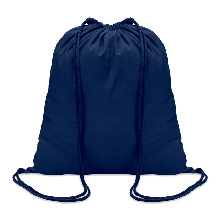 Coloured Cotton Drawstring Bag