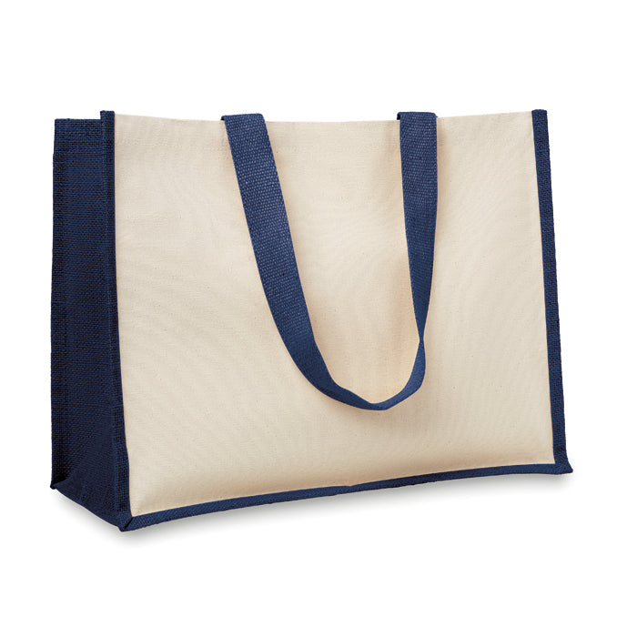 Jute and Canvas Shopping Bags