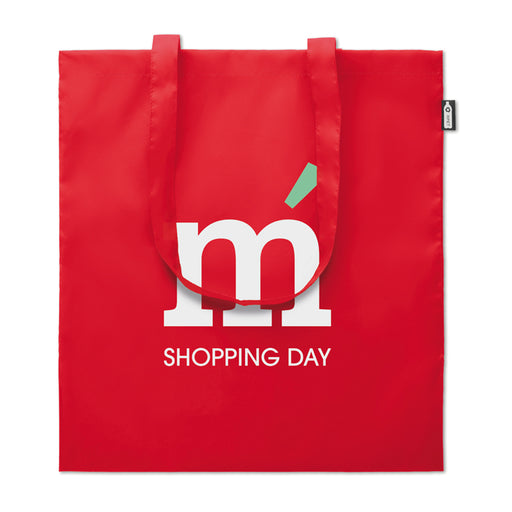 Shopping Bags In 100Gr Rpet (Eco Friendly)