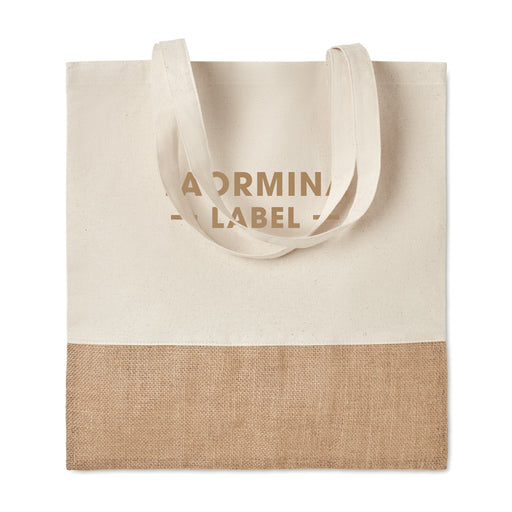 Shopping Bagswith Jute Details