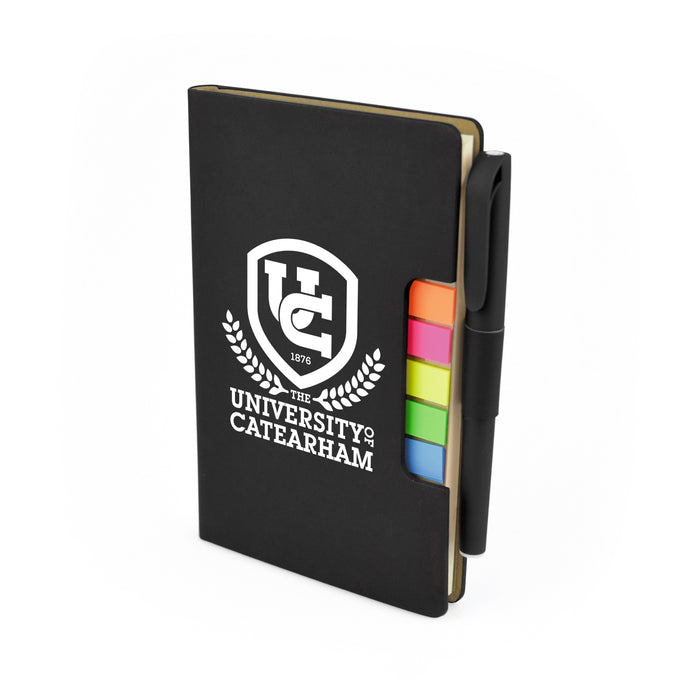 A6 Notebook Flag & Pen Set
