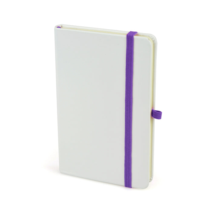 A6 White Notebooks