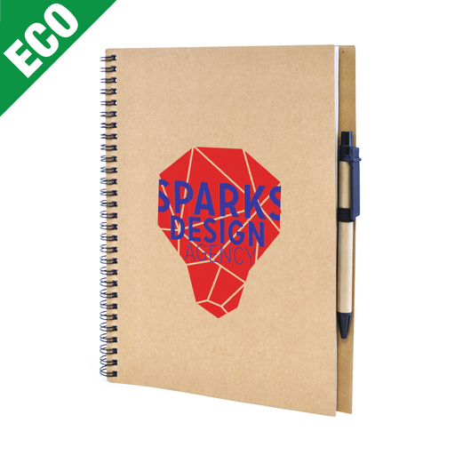 A4 Lacrimso Eco Wiro Notebooks