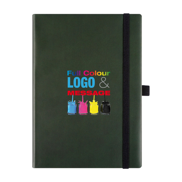 A5 Veleta PU Notebooks Full Colour