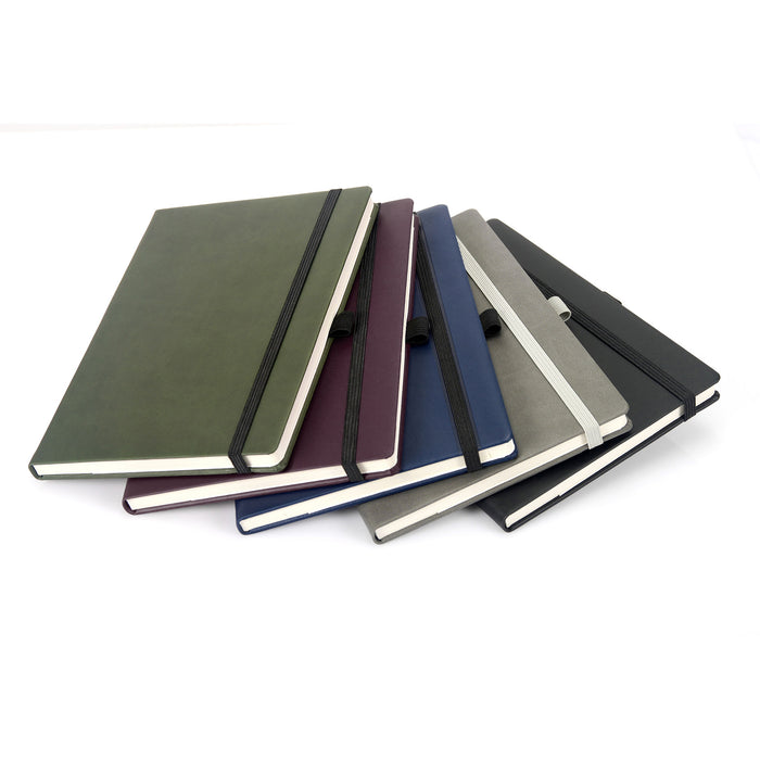 A5 Veleta PU Notebooks