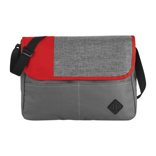 Offset Messenger Bag