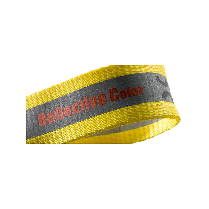 20mm Reflective Flat Polyester Lanyards