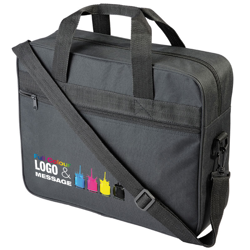 Shrigley 600D Conference Bags Full Colour