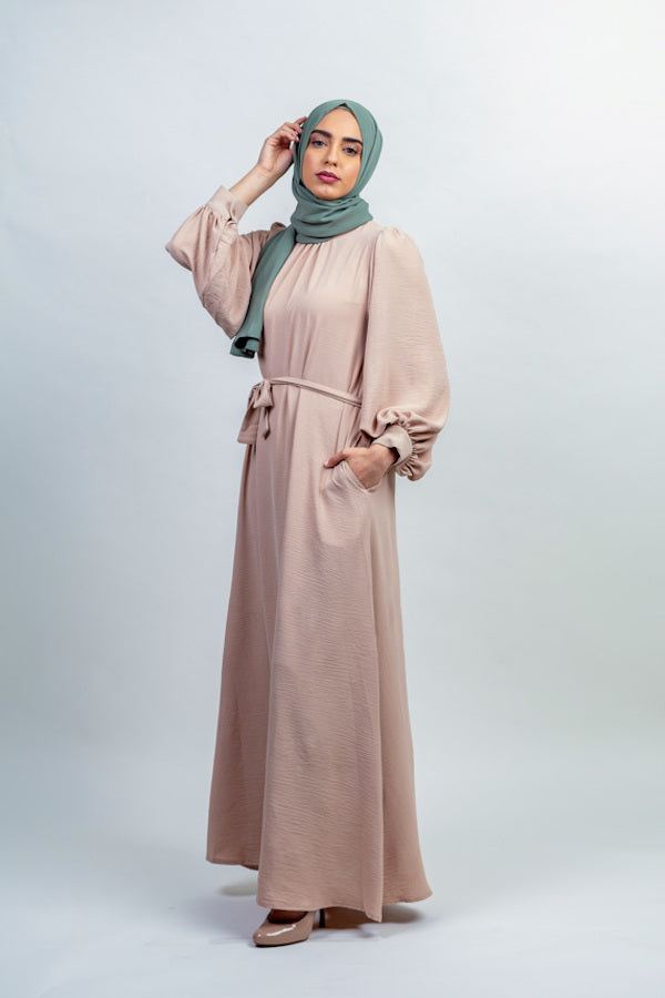 Twilight Meadow Plain Maxi - Twilight