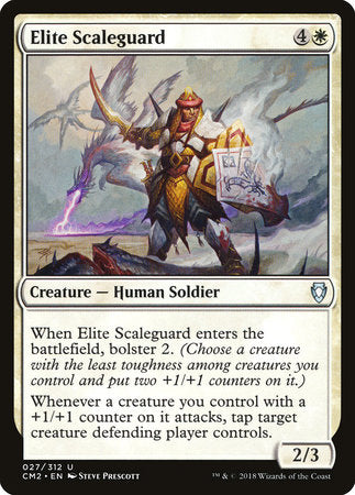 Elite Scaleguard [Commander Anthology Volume II] | HQ Gaming SA