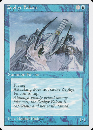 Zephyr Falcon [Fourth Edition] | HQ Gaming SA