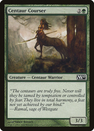 Centaur Courser [Magic 2010] | HQ Gaming SA