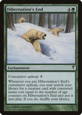 Hibernation's End [Coldsnap] | HQ Gaming SA