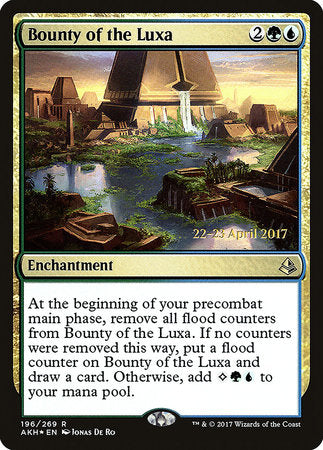 Bounty of the Luxa [Amonkhet Promos] | HQ Gaming SA