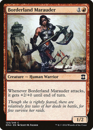 Borderland Marauder [Eternal Masters] | HQ Gaming SA