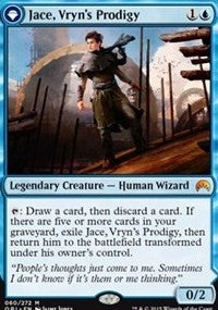 Jace, Vryn's Prodigy [Magic Origins] | HQ Gaming SA