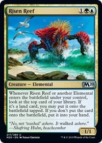 Risen Reef [Core Set 2020]