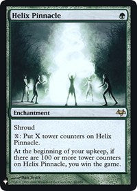Helix Pinnacle [Mystery Booster: Retail Exclusives] | HQ Gaming SA