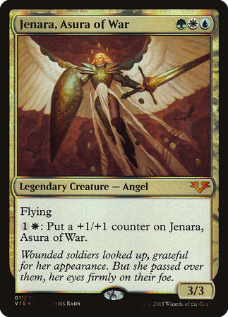Jenara, Asura of War [From the Vault: Angels] | HQ Gaming SA
