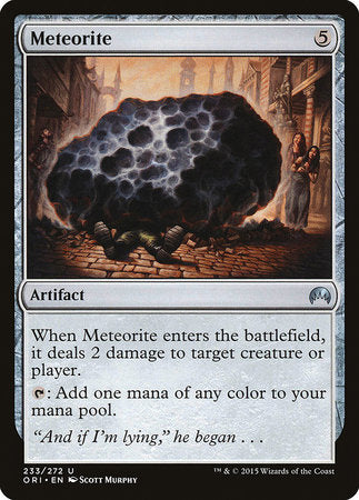 Meteorite [Magic Origins] | HQ Gaming SA