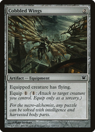 Cobbled Wings [Innistrad] | HQ Gaming SA