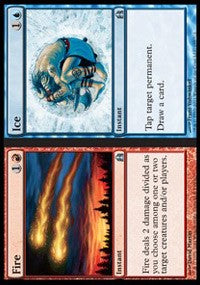Fire // Ice [Commander 2011] | HQ Gaming SA