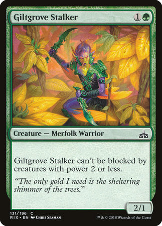 Giltgrove Stalker [Rivals of Ixalan] | HQ Gaming SA