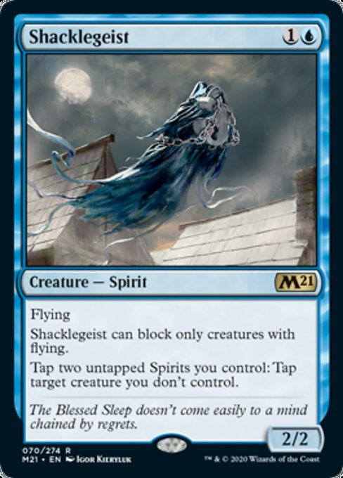 Shacklegeist [Core Set 2021] | HQ Gaming SA