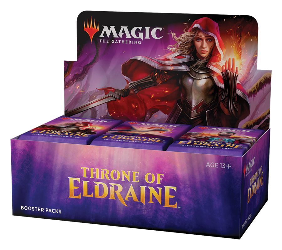 Throne of Eldraine Booster Box | HQ Gaming SA