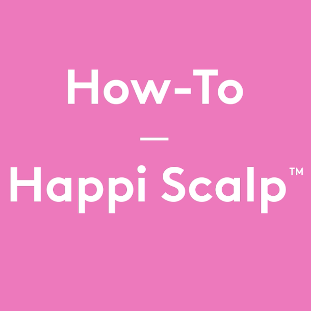 T.L.C. Happi Scalp™ Scrub Video