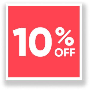 Student Discount 10%
